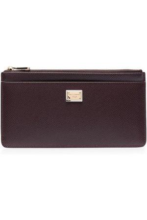 Dolce & Gabbana Dauphine zip-up cardholder