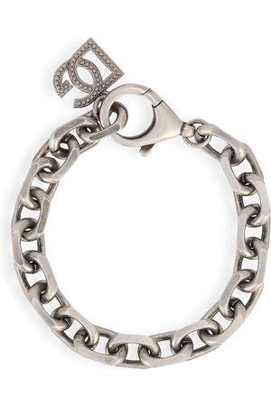 Dolce & Gabbana Chunky curb-chain bracelet