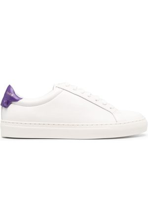 Givenchy Women Sneakers - Two-tone lace-up sneakers
