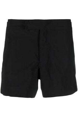 Neil Barrett Waist-tab swim shorts