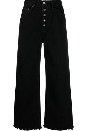 Boyish Jeans Charley high-waist wide-leg jeans