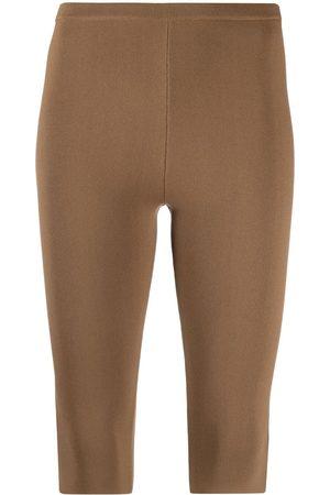 Totême Knee-length cycling shorts