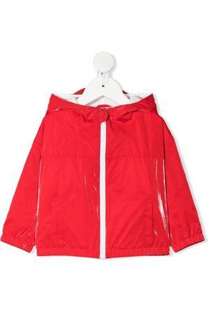 Emporio Armani Bomber Jackets - Logo-print jacket