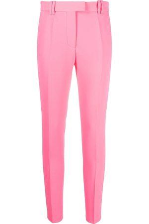 BARBARA BUI Cropped slim-fit trousers