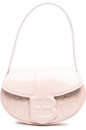 forBitches My Boo patent-leather tote