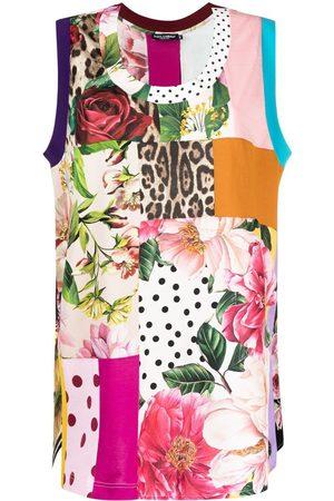 Dolce & Gabbana Women Tops - Panelled trapeze top