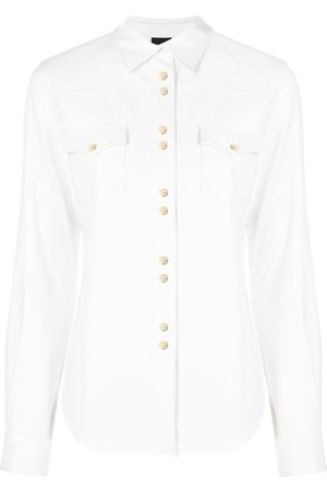 Pinko Buttoned-up long-sleeved shirt