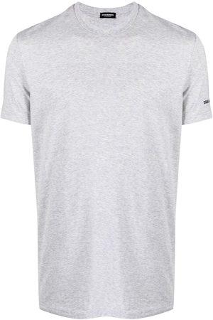 Dsquared2 Logo print short-sleeve T-shirt - Grey