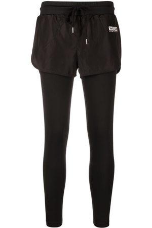 Diesel Logo-print legging-shorts