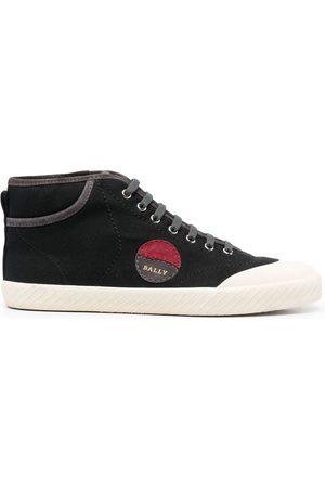 Bally Stefhan Retro high-top sneakers