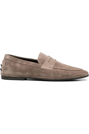Tod's Penny slot flat loafers
