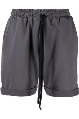 Alchemy Sports Shorts - High-waist track shorts - Grey