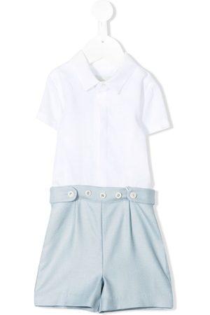 Fendi Polo Shirts - Polo collar shorties