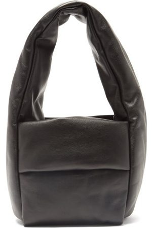 Kassl Editions Monk Small Padded Leather Handbag - Womens