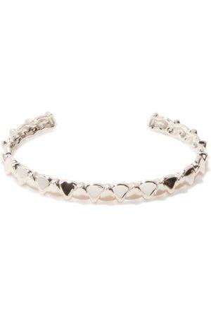 DOMINIC JONES Teeth Recycled Sterling- Bracelet - Mens