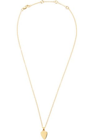DOMINIC JONES Teeth 18kt -plated Sterling-silver Necklace - Mens