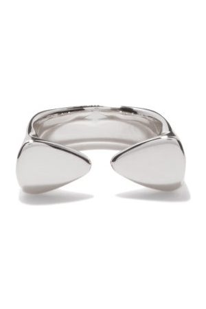 Dominic Jones Recycled Sterling- Ring - Womens