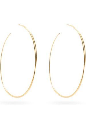 COMPLETEDWORKS A Way Of Life 14kt -vermeil Hoop Earrings - Womens