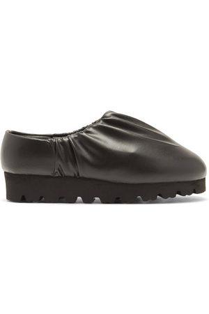 YUME YUME Nawa Camp Faux-leather Shoes - Womens