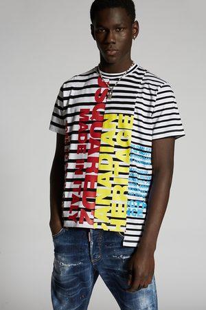 Dsquared2 Men Short sleeve t-shirt /White