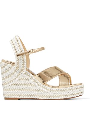 Jimmy Choo Women Wedges - Dellena 100