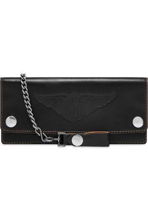 RRL Men Wallets - Horween Leather Surveyor Wallet