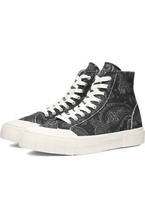 Good News Men Sneakers - Palm Paisley