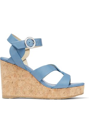Jimmy Choo Women Wedges - Aleili 100
