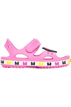 Crocs Minnie Rubber Sandals