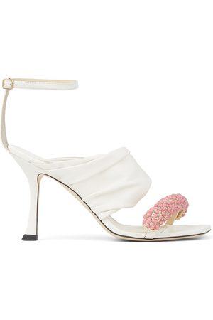 Jimmy Choo Women Sandals - Ocean 90