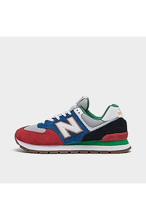 New Balance Men Casual Shoes - Men's 574 Rugged Casual Shoes Size 12.0 Suede