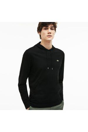 Lacoste Men's Hooded Cotton T-shirt - S - 3
