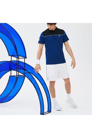 Lacoste Men's SPORT Novak Djokovic Stretch Technical Shorts - XL - 6