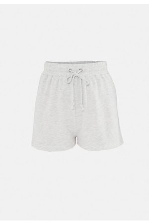 Missguided Marl Runner Shorts
