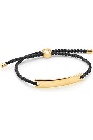 Monica Vinader Gold Havana Men's Friendship Bracelet
