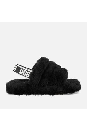 UGG Girls Sandals - Kids' Fluff Yeah Slide Slippers