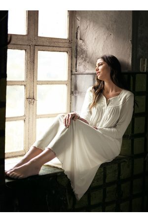 Peruvian Connection Women Nightdresses & Shirts - First Frost Nightgown