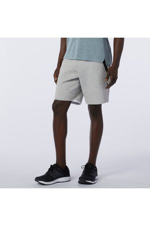 Men Sports Shorts - New Balance Men's Fortitech Fleece Short