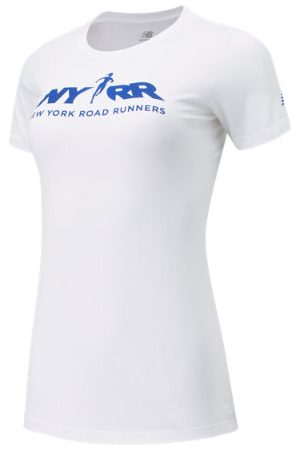 New Balance Women's RFL Graphic Short Sleeve