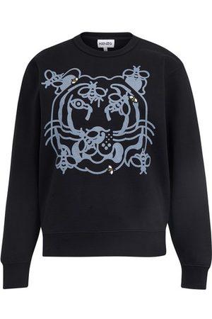 Kenzo Women Sweatshirts - Bee a Tiger sweatshirt