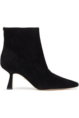 Sam Edelman Women Ankle Boots - Woman Samantha Suede Ankle Boots Size 10