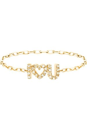 DJULA Women Rings - Chain ring - love diamonds