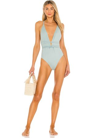 OW Intimates Women Swimsuits - Ariana Swimsuit in Sage.