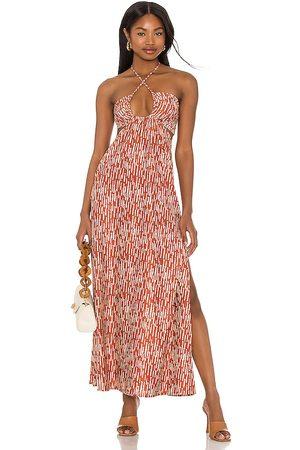 Shani Shemer Women Maxi Dresses - Bamboo Dress in .