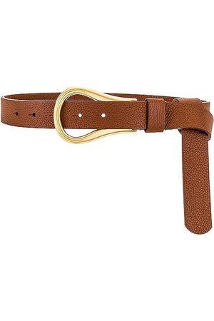 B-Low The Belt Ryder Wrap Belt in Cognac.