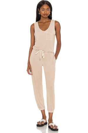 N:philanthropy World Jumpsuit in Nude.