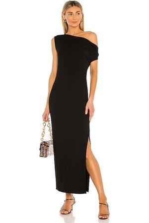 ENZA COSTA Women Maxi Dresses - Exposed Shoulder Maxi Dress in .