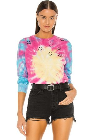 Spiritual Gangster Women Hoodies - Brooklyn Sweatshirt in Pink,Yellow.