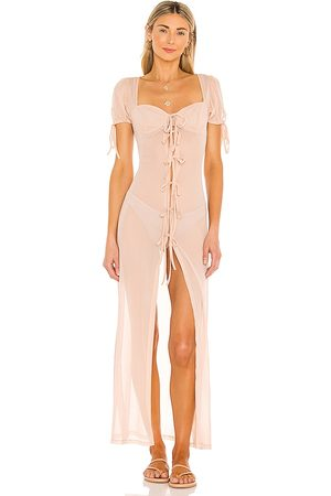 OW Intimates Summer Dress in Nude.