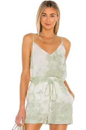 Bella Dahl Frayed Edge Camisole in .